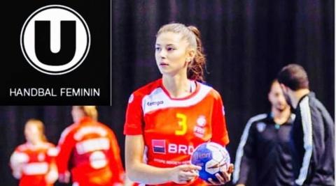Diana Nichitean va juca la Clubul Sportiv Universitatea Cluj