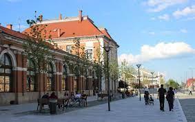 Bărbat aflat în stare de ebrietate a fost lovit de mașină în Piața Gării din Cluj-Napoca