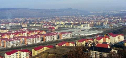 """AMR propune """"unificarea administrativă voluntară"""". Floresti, un sector al Clujului?"""