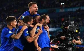 Italia cucereşte Europa cu Donnnarumma