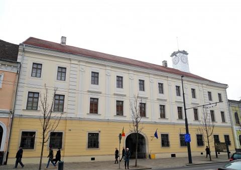 Palatul Reduta ce găzduiește Muzeul Etnografic al Transilvaniei va putea fi vizitat și virtual