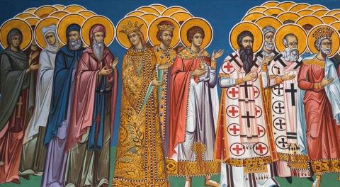 Evanghelia de Duminică: Sfinţii neamului sunt dovezi vii ale răspunsului la chemarea lui Dumnezeu