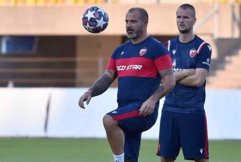 Antrenorul formaţiei Steaua Roşie Belgrad, Dejan Stankovic: pentru echipa sa este un foarte mare succes şi că respectă fotbalul românesc