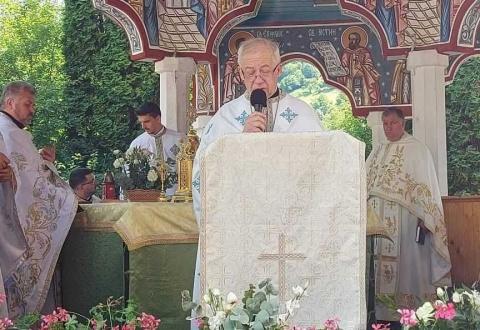 Vicariatul Ortodox Ucrainean din România are un nou Vicar: Pr. Nicolae Lauruc