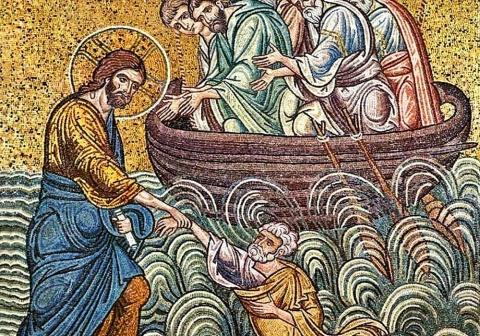 Evanghelia de Duminică: Credinţa şi încrederea în Hristos Domnul