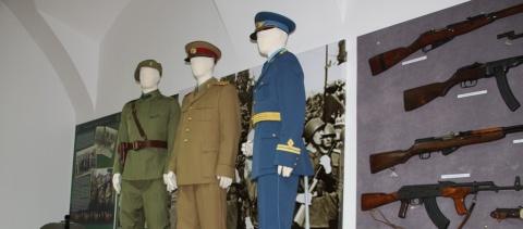 """Muzeul Militar """"Mareșal Constantin Prezan"""", deschis publicului la Cluj"""