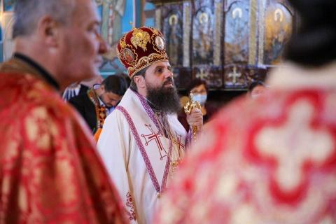 PS Benedict Bistrițeanul la comemorarea protopopului martir Aurel Munteanu ucis de hortyști: Avem șansa de a învăța de la el de a ne trăi credința