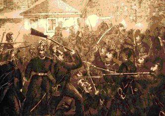 Bătălia din Dealul Spirii- ultima luptă dintre români și turci pe pământul țării noastre –  13 septembrie 1848