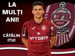 CFR l-a împrumutat pe Cătălin Itu la Dinamo
