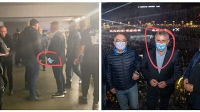 Reprezentanții Sindicatului Europol atac la ministrul de Interne Lucian Bode, care a preluat și interimatul de la Justiție: a fost filmat la Untold fără mască de protecție