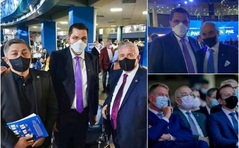 """""""6 clujeni în conducerea centrală a Partidului Național Liberal!"""", anunță deputatul Radu Moisin"""