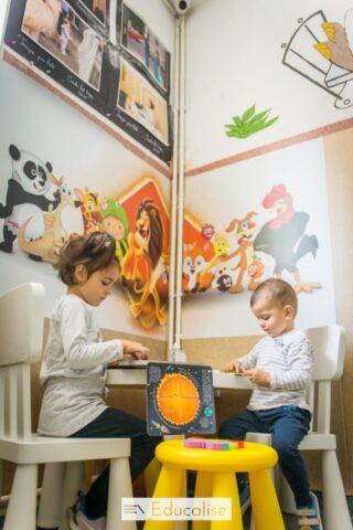Complex de jocuri și jucării la Pediatrie 3 Cluj-Napoca