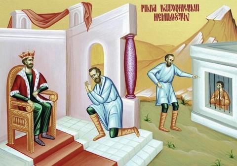 Evanghelia de Duminică: Cine nu trăiește pentru a sluji nu slujește pentru a trăi