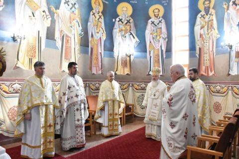 Sfântul Dimitrie cel Nou, prăznuit la singura biserică clujeană pusă sub ocrotirea lui