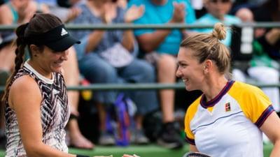 Organizatorii turneului WTA 250 de la Cluj-Napoca au organizat sâmbătă seară tragerea la sorți