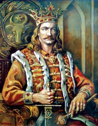 Proiect de lege pentru Sf. Ștefan cel Mare spre a fi declarat erou național și patron al culturii române