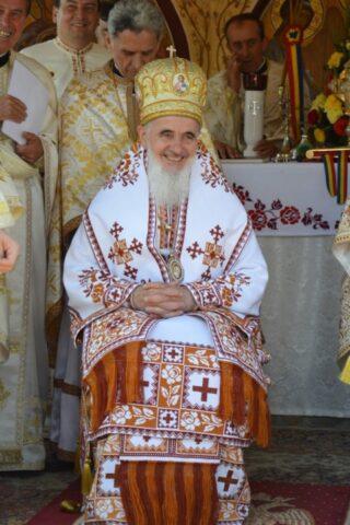 Înmormântarea PS Vasile Someșeanul, fost Episcop Vicar al Clujului, va avea loc luni