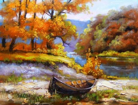 Poemul Zilei: Autumnală